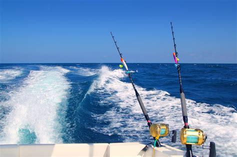 On Fishing At Sea