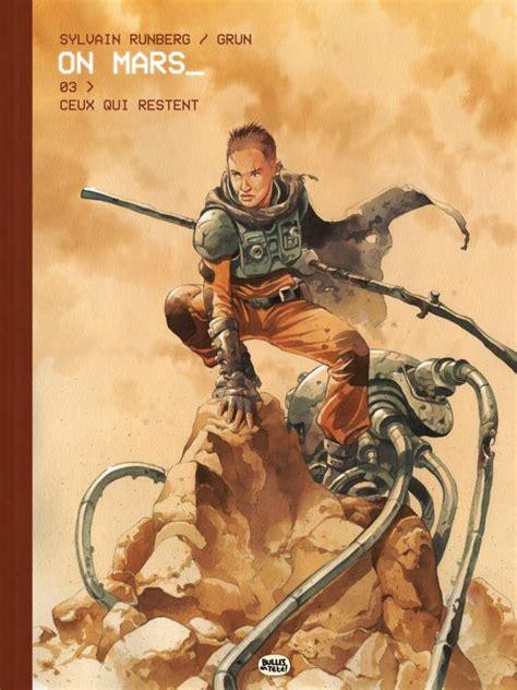 On Mars, Tome 3 :