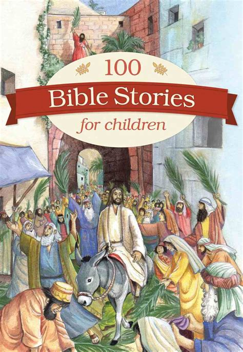 One Hundred Bible Stories English Edition