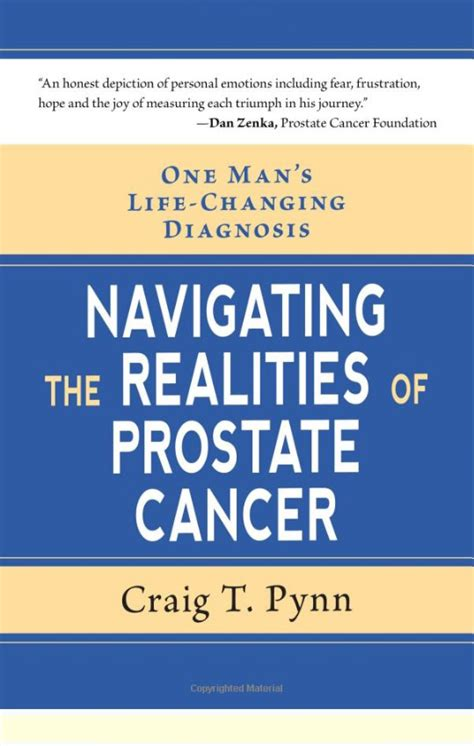 One Man S Life Changing Diagnosis Navigating The Realities Of Prostate Cancer