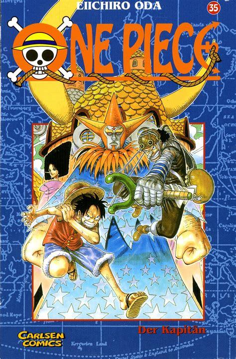 One Piece 35 Kapten