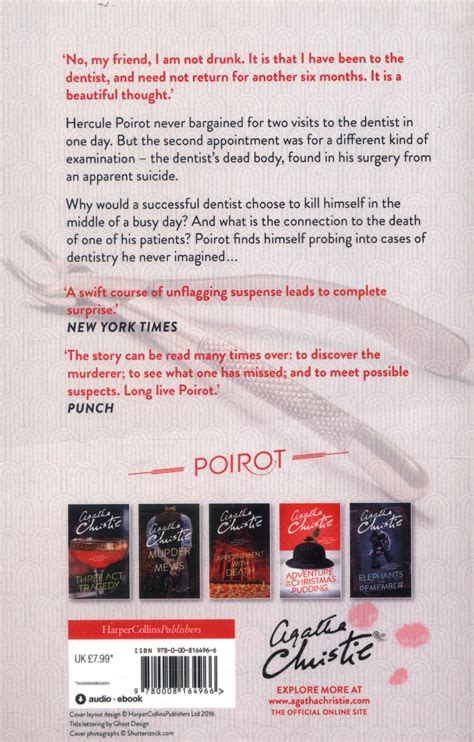 One Two Buckle My Shoe Poirot By Agatha Christie 2016 09 08