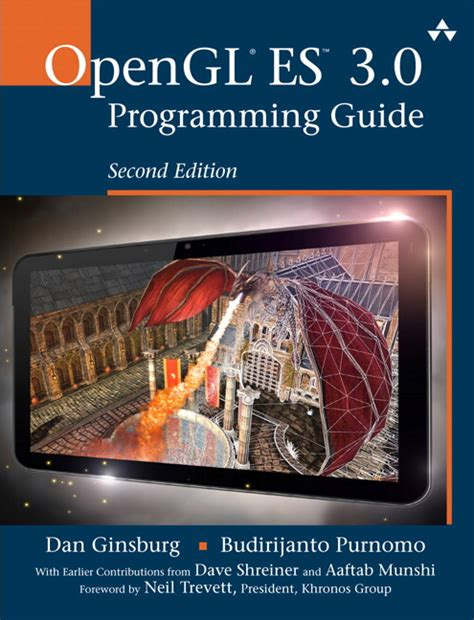 Opengl Es 3 0 Programming Guide 2nd Edition