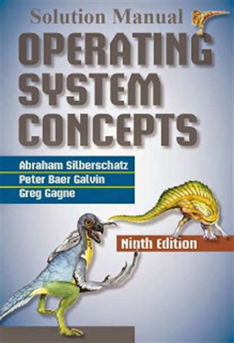 Operating System Concepts Essentials Solutions Manual