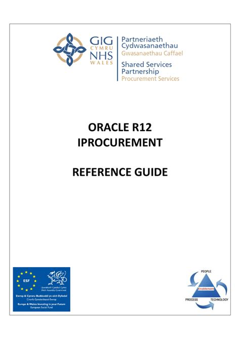 Oracle R12 Iprocurement Student Guide Guide