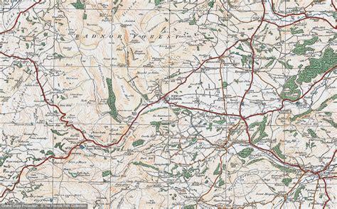Ordnance Survey Maps: Radnor No. 49 (Victorian Ordnance Survey)
