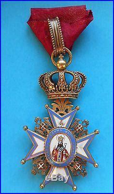 Ordres et Decorations au Royaume de Yougoslavie