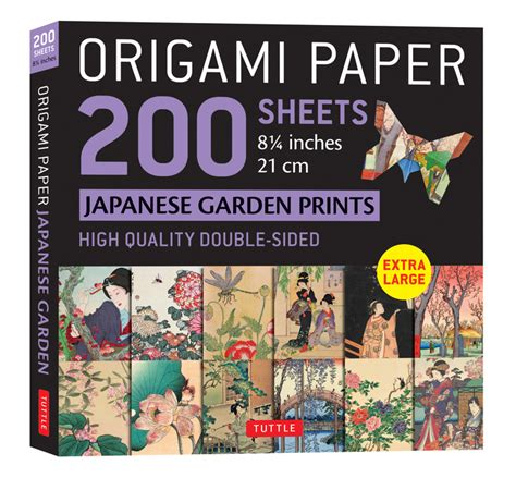 Origami Paper 200 Sheets Kimono Patterns 6andquot 15 Cm Tuttle Origami Paper High Quality Double Sided Origami Sheets Printed With 12 Patterns Instruct