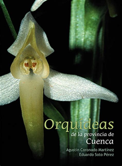 Orquideas De La Provincia De Cuenca Guia De Campo Guias Imprescindibles De Flora
