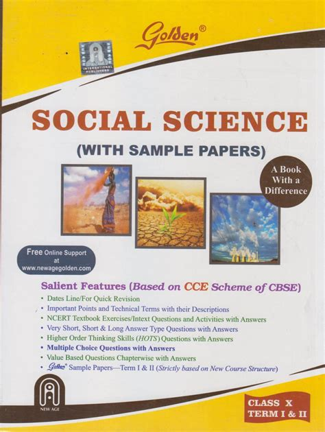 Oswal Social Science Guide Term 1