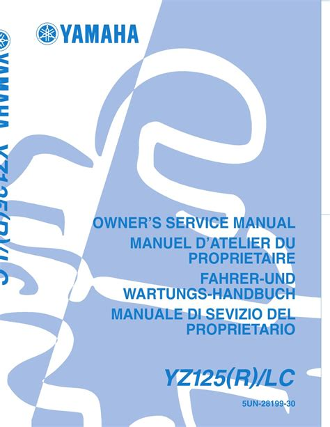 Owner Manual Yamaha