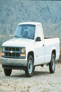 Owners Manual 1998 Chevy Silverado