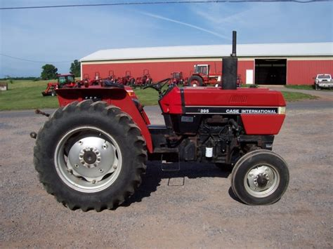 Owners Manual For Ih Case 495 Tractor