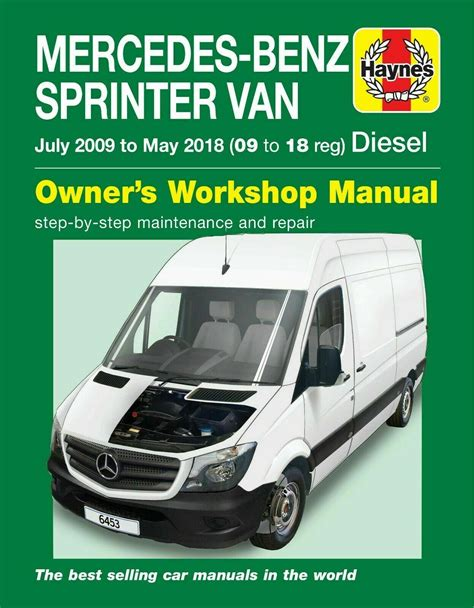 Owners Manual Mercedes Sprinter