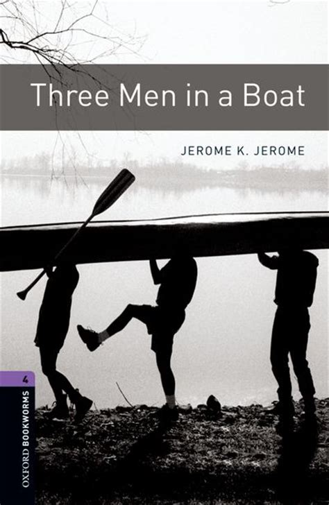 Oxford Bookworms Library 4 Three Men In A Boat Mp3 Pack