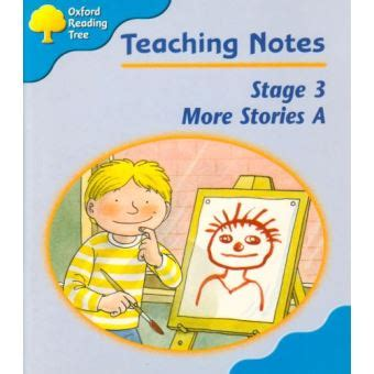 Oxford Reading Tree Stage 3 More Storybooks Teaching Notes B