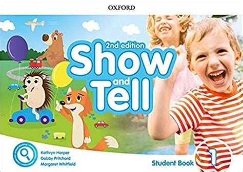 Oxford Show And Tell 2 Activity Book 2nd Edition Oxford Show And Tell Second Edition