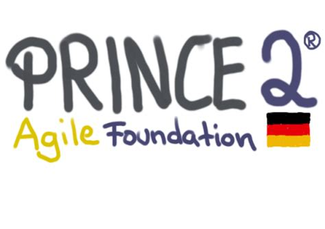 PRINCE2-Agile-Foundation Deutsch Prüfung