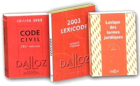 Pack Lexicode Civil