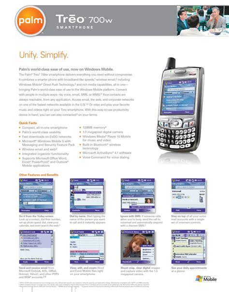 Palm Treo Manual