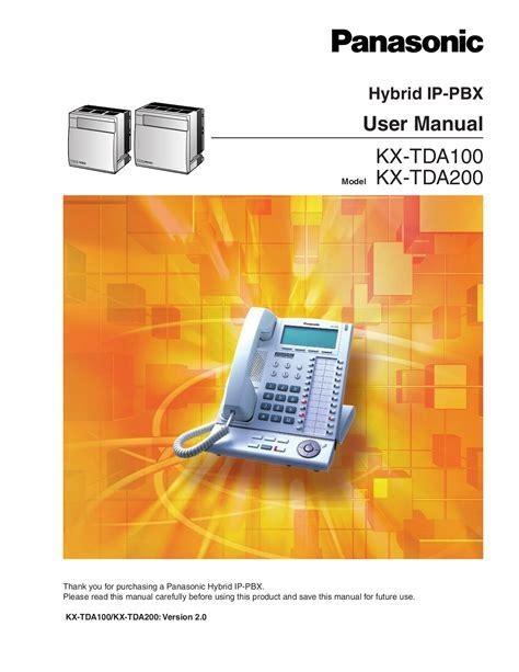Panasonic Kx Tga244w Manual Guide