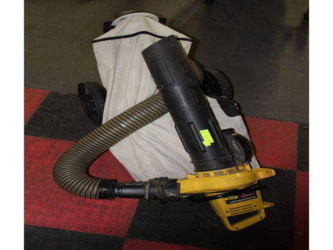 Paramount Blower Vacuum Manual