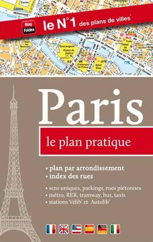 Paris Le Plan Pratique