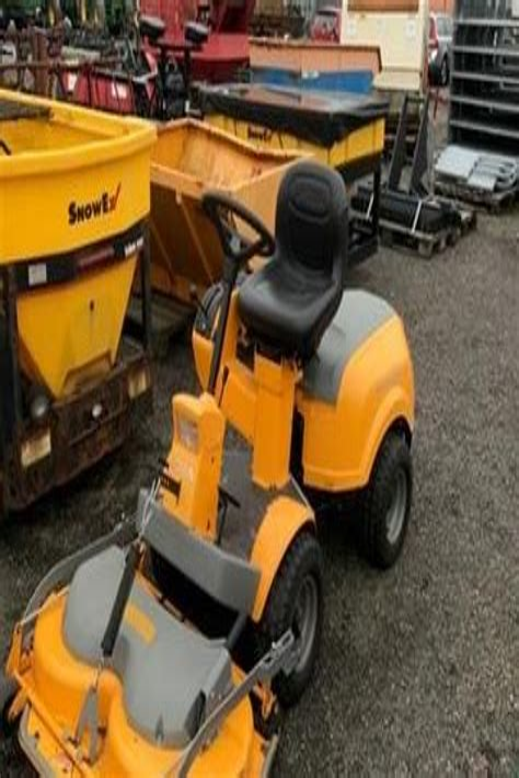 Park President Stiga Tractor Manual