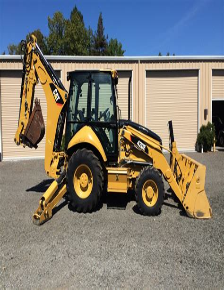 Parts Manual For A Cat 420e
