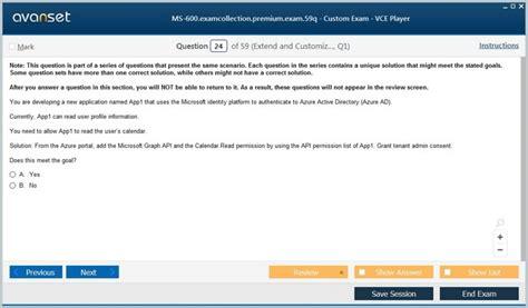 Pass4sure MS-600 Exam Prep