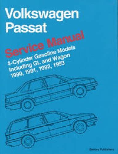 Passat Service Manual