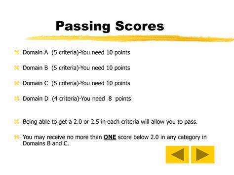 Passing PCNSE Score