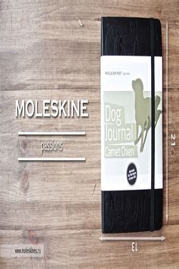 Passion Journal Dog