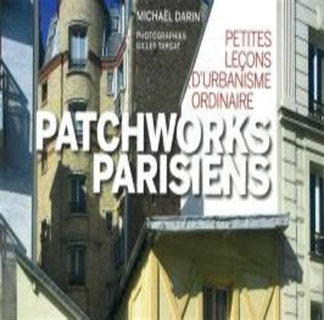 Patchworks Parisiens Petites Lecons