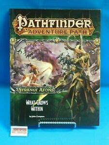 Pathfinder Adventure Path Strange Aeons Part 5 Of 6 What Grows Within