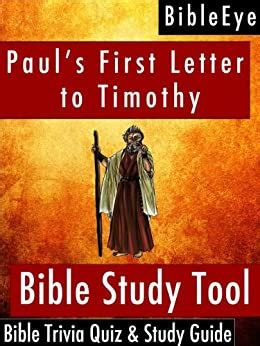 Pauls First Letter To The Thessalonians Bible Trivia Quiz Study Guide Bibleeye Bible Trivia Quizzes Study Guides Book 13