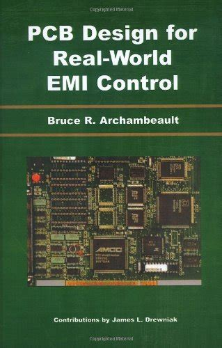 Pcb Design For Real World Emi Control The Springer International Series In Engineering And Computer Science