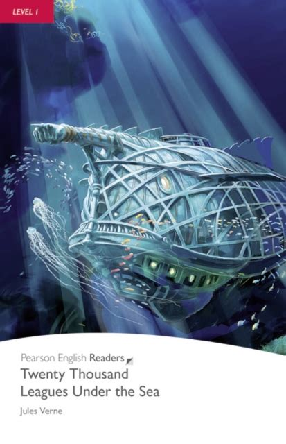 Penguin Readers 1 20 000 Leagues Under The Sea Book And Cd Pack Level 1 Pearson English Graded Readers 9781405877992