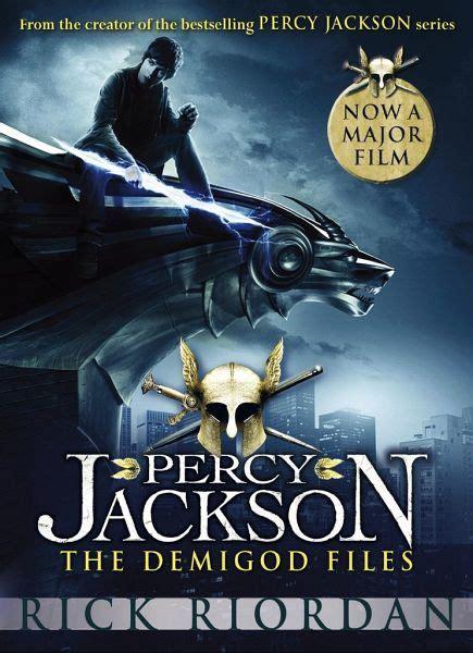 Percy Jackson The Demigod Files Fil