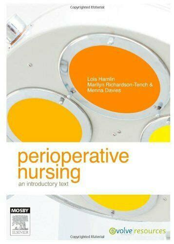 Perioperative Nursing: An Introductory Text