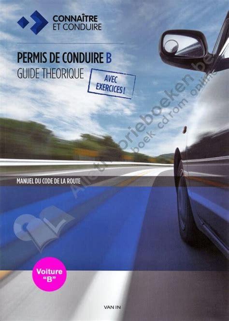 Permis De Conduire B Guide Theorique