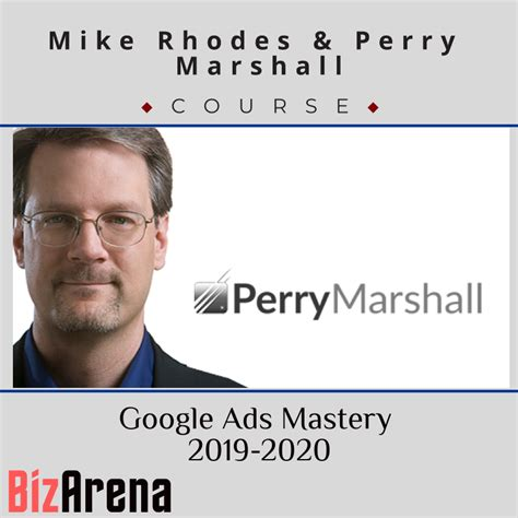 Perry Marshall - Google Ads Mastery 2019-2020