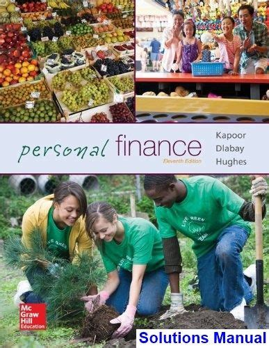 Personal Finance 11th Edition