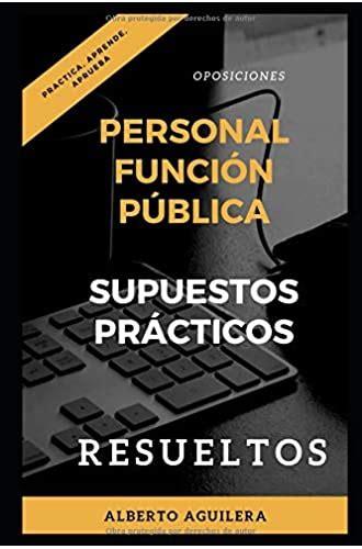 Personal Funcion Publica Supuestos Practicos Resueltos