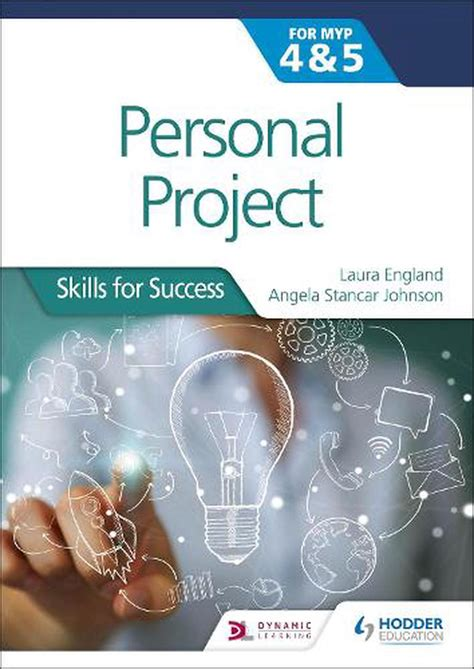 Personal Project For The Ib Myp 4andamp 5 Skills For Success