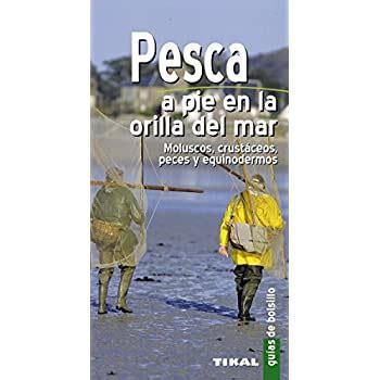 Pesca A Pie En La Orilla Del Mar Guias De Bolsillo Guias De Bolsillo