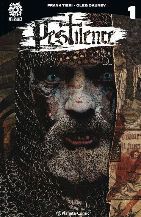 Pestilence No 01 Una Historia Sobre La Muerte 242 Independientes Usa