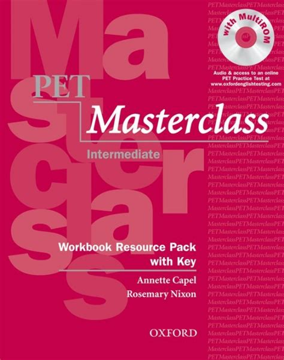 Pet Masterclass Preliminary English Test Masterclass Workbook Resource Pack Preliminary English Test Pet Masterclass