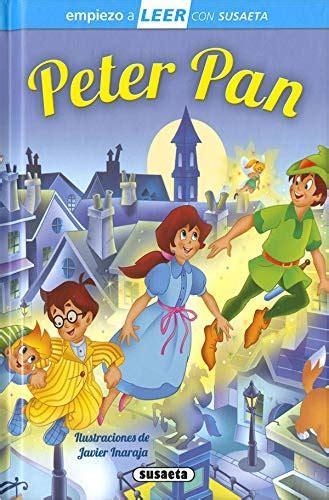 Peter Pan Empiezo A Leer Con Susaeta Nivel 1