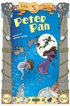 Peter Pan Leo 5 Minutos Antes De Dormir